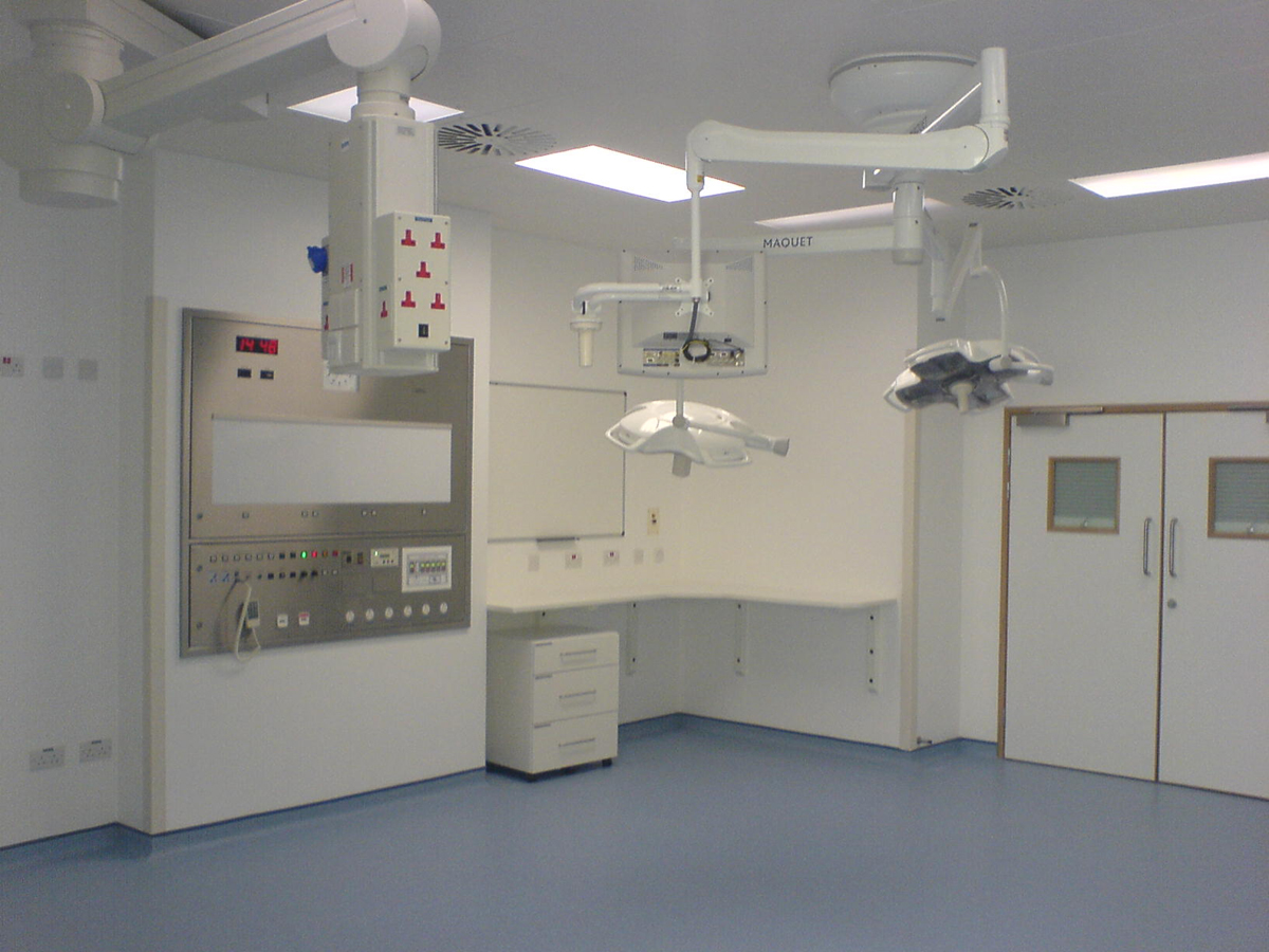 Daycare Surgery Extension 5